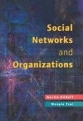 Social Networks and Organizations