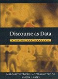 Discourse as Data