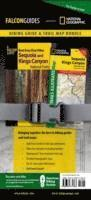 Best Easy Day Hiking Guide and Trail Map Bundle: Sequoia and Kings Canyon National Park
