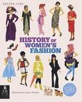 Design Line: History of Women's Fashion