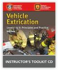 Vehicle Extrication Levels I  &;  II: Principles And Practice Instructor's Toolkit CD-ROM