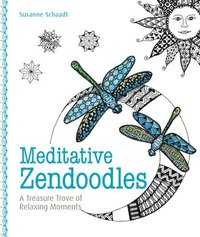 Meditative Zendoodles: A Treasure Trove of Relaxing Moments