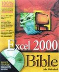 Excel 2000 Bible Book/CD Package