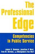 The Professional Edge: Competencies in Public Service