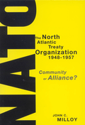 North Atlantic Treaty Organization, 1948-1957