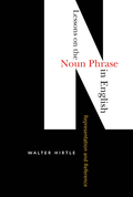 Lessons on the Noun Phrase in English