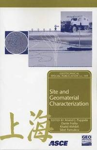 Site and Geomaterial Characterization