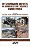 International Efforts in Lifeline Earthquake Engineering