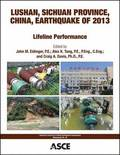 Lushan, Sichuan Province, China, Earthquake of 2013