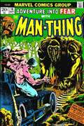 Essential Man-thing Vol.1