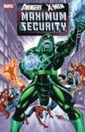 Avengers X-men: Maximum Security
