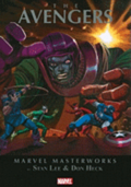 Marvel Masterworks: The Avengers - Volume 3