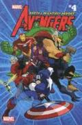 Marvel Universe Avengers Earth's Mightiest Comic Reader 4