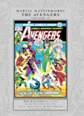 Marvel Masterworks: The Avengers Vol. 12
