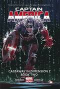 Captain America Volume 2: Castaway In Dimension Z Book 2 (marvel Now)