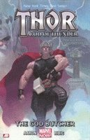 Thor: God Of Thunder Volume 1: The God Butcher (marvel Now)