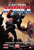 Captain America - Volume 1: Cast Away In Dimension Z Book 1 (marvel Now)