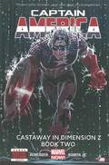 Captain America - Volume 2: Castaway In Dimension Z - Book 2 (marvel Now) (marvel Now)