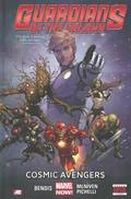 Guardians Of The Galaxy Volume 1: Cosmic Avengers (marvel Now)