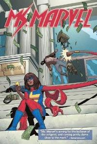 Ms. Marvel Volume 2: Generation Why