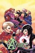 A-force Vol. 2: Rage Against The Dying Of The Light