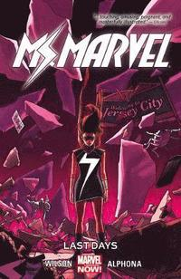 Ms. Marvel Volume 4: Last Days