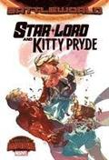 Star-lord &; Kitty Pryde