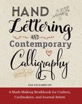 Hand Lettering and Contemporary Calligraphy