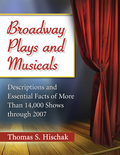 Broadway Plays and Musicals