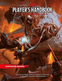 Dungeons &; Dragons Player's Handbook (Dungeons &; Dragons Core Rulebooks)