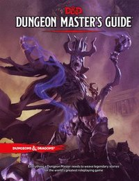 Dungeon Master's Guide (Dungeons &; Dragons Core Rulebooks)