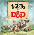123s of D&;d (Dungeons &; Dragons Children's Book)