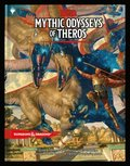 Dungeons &; Dragons Mythic Odysseys of Theros
