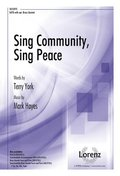 Sing Community, Sing Peace
