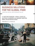 Business Solutions for the Global Poor