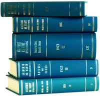 Recueil des cours, Collected Courses, Tome/Volume 189 (1984)