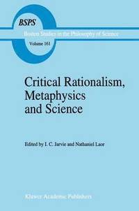 Critical Rationalism, Metaphysics and Science