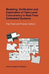 Modeling, Verification and Exploration of Task-Level Concurrency in Real-Time Embedded Systems