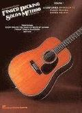 Hal Leonard Guitar Finger Picking Solos Method: Volume 1