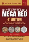 Guide Book of United States Coins MEGA RED