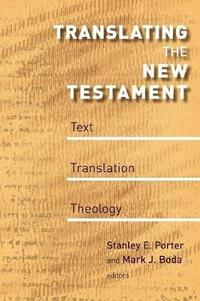 Translating the New Testament