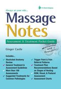 Massage Notes 1e