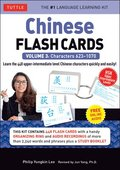 Chinese Flash Cards Kit Volume 3: Volume 3