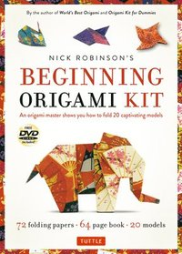 Nick Robinson's Beginning Origami Kit