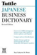Japanese Business Dictionary