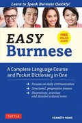 Easy Burmese: Fully Romanized, Free Online Audio and English-Burmese and Burmese-English Dictionary
