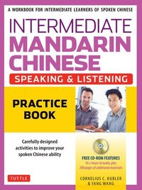 Intermediate Mandarin Chinese Speaking and Listening Practice