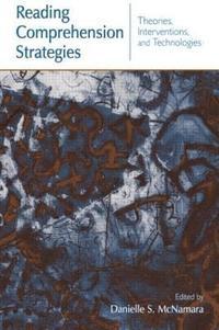 reading comprehension strategies mcnamara danielle s