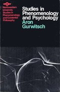 Studies in Phenomenology and Psychology