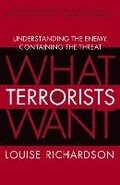 What Terrorists Want